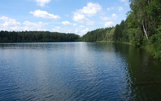 Sklypas prie ežero Molėtų rajone